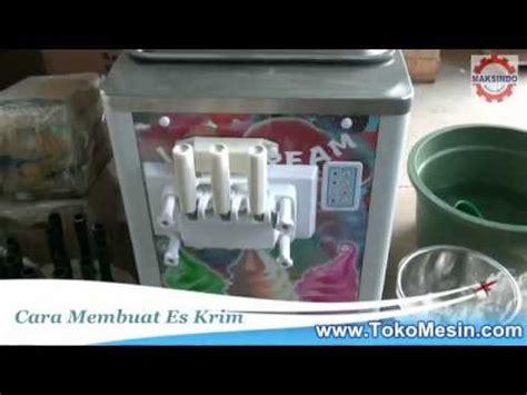 membuat usaha es krim cara membuat es krim untuk usaha bisnis es krim youtube