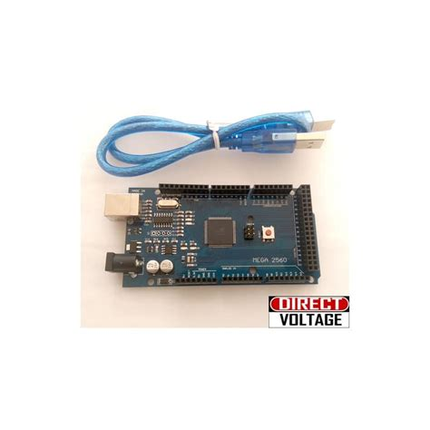 atmega2560 16au ch340g mega 2560 r3 board for arduino with usb cable direct voltage makers market