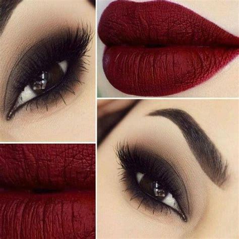 tutoriales de maquillaje para noche de labios y ojos m 225 s de 25 ideas incre 237 bles sobre maquillaje solo en pinterest