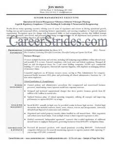 Business Manager Resume Exles by International Business Resume International Business Manager