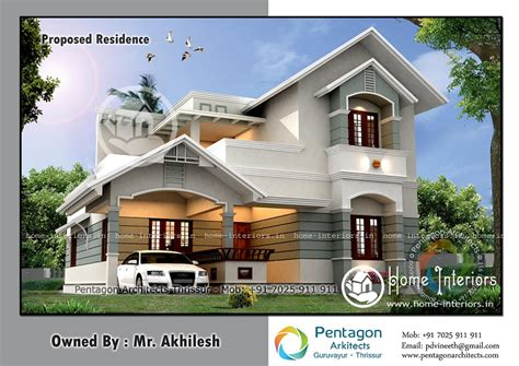 kerala home design october 2015 beautiful kerala home design with plan 2015