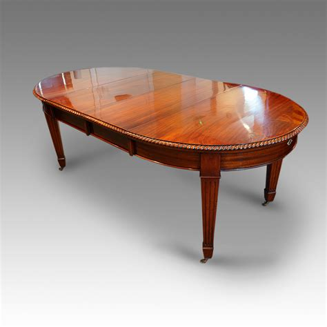 Antique Dining Table Uk Edwardian 10 Seat Dining Table Now Sold Hingstons Antiques Dealers