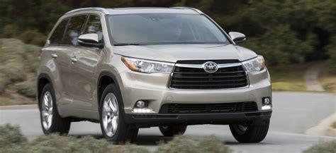 2016 toyota highlander exterior interior specs release