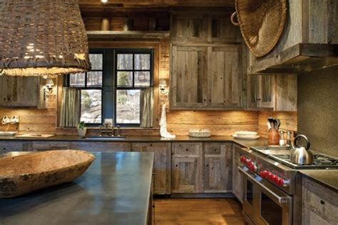 rustic kitchen design 27 rustic kitchen designs