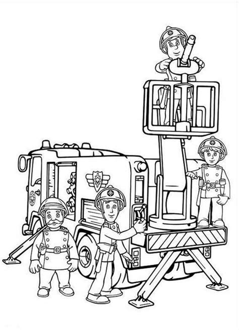 fire drill coloring sheet coloring coloring pages
