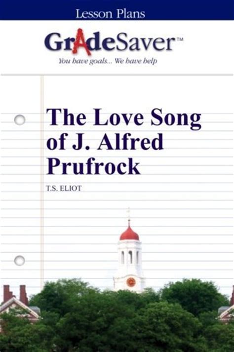 The Lovesong Of J Alfred Prufrock Essay by Mini Store Gradesaver