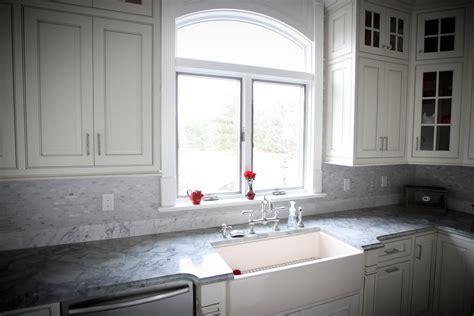 Red Hot   White Designer Kitchen Holmdel New Jersey by