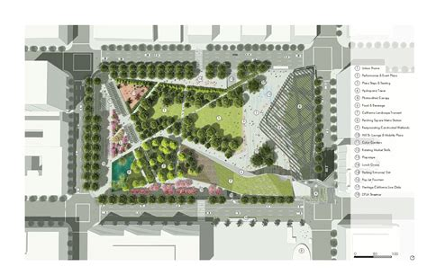 Top Architecture Firms 2016 Design Competition Pershing Square Renew