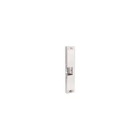 hes surface electric strike hes 9400 613 slim line surface mounted electric strike