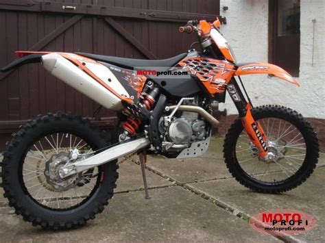 2008 Ktm 530 Exc R Specs Ktm 530 Exc R 2008 Specs And Photos