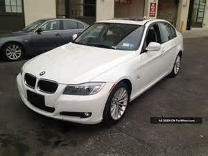 2011 bmw 328i xdrive base sedan 4 door 3 0l