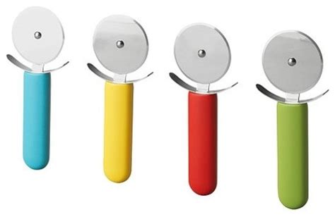 modern kitchen tools st 196 m pizza cutter scandinavian specialty knives by ikea