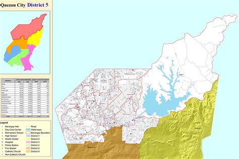 san francisco quezon city map district 5 quezon city great green growing