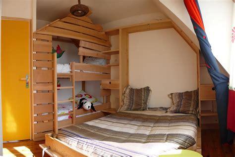 cabane dans une chambre perros guirec location appartement les chambres