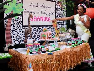 bn living shanira safari baby shower partyfully