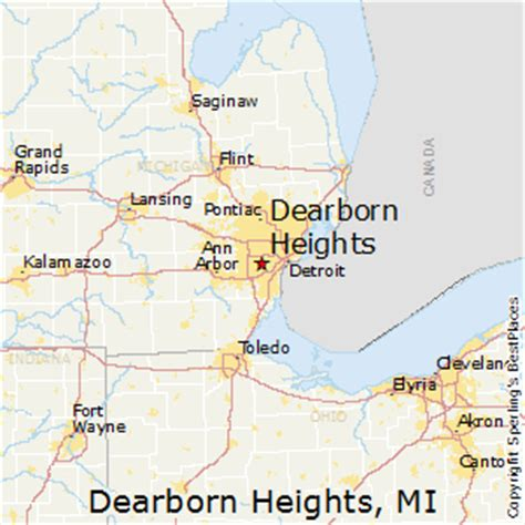 houses for rent in dearborn heights best places to live in dearborn heights michigan