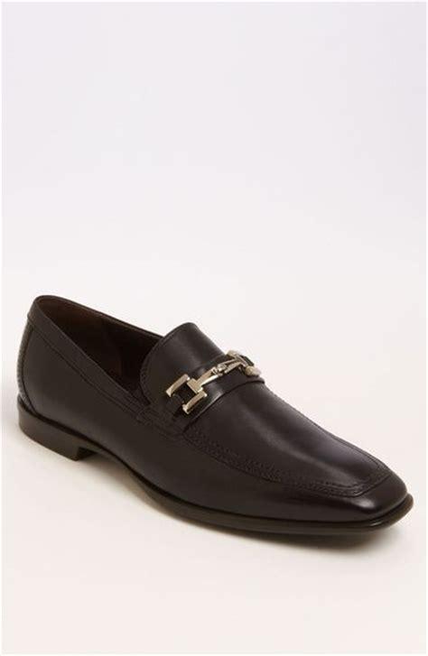 bruno magli loafer bruno magli idrav bit loafer in black for lyst