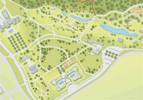 Ny Botanical Garden Directions Map Of New York Botanical Garden Cakeandbloom