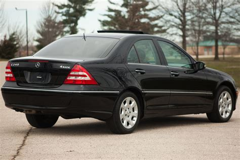 Mercedes C240 For Sale by 2005 Mercedes C240