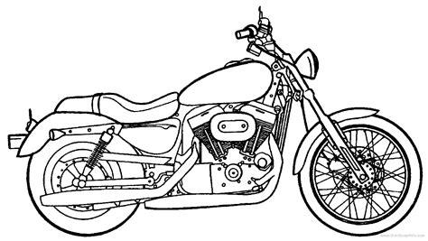 Harley Davidson Drawing At Getdrawings Com Free For