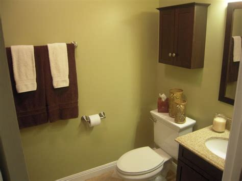 brown and green bathroom information about rate my space questions for hgtv com