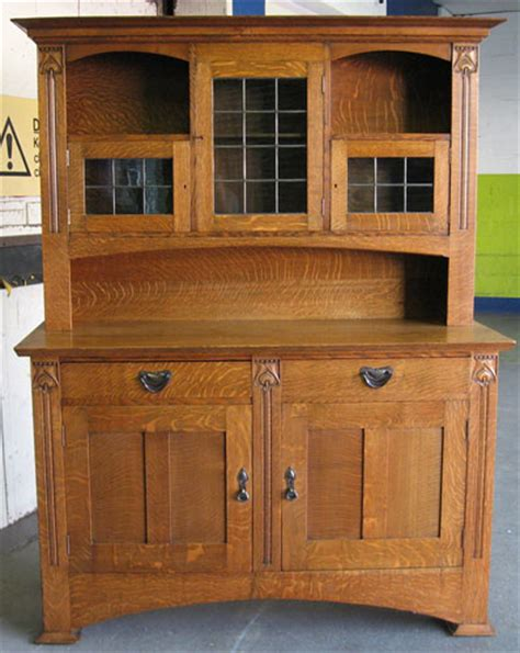 liberty co arts and crafts dresser