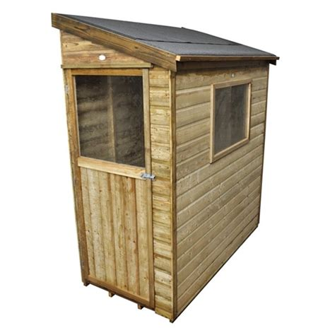 Wall Shed by 6 X 3 Pressure Treated Shiplap Tongue And Groove Wall Shed