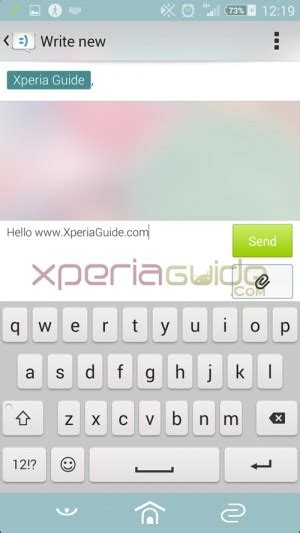 xperia keyboard apk xperia keyboard 6 4 a 0 6 apk gizmo bolt exposing technology social media web