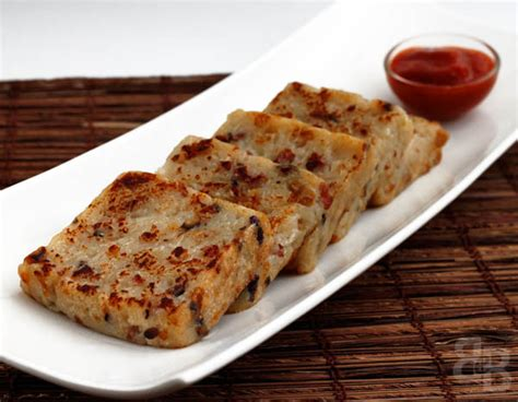 turnip cake new year meaning new year cakes bread et butter