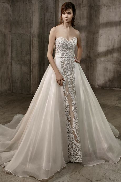 5 Bridal Gown Trends wedding gown trends 2018