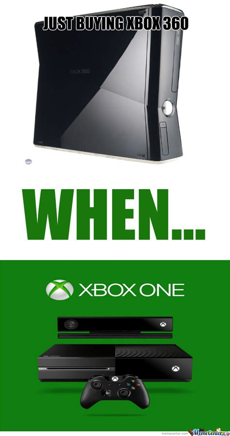 Xbox 360 Meme - just buying xbox 360 by 666comics meme center