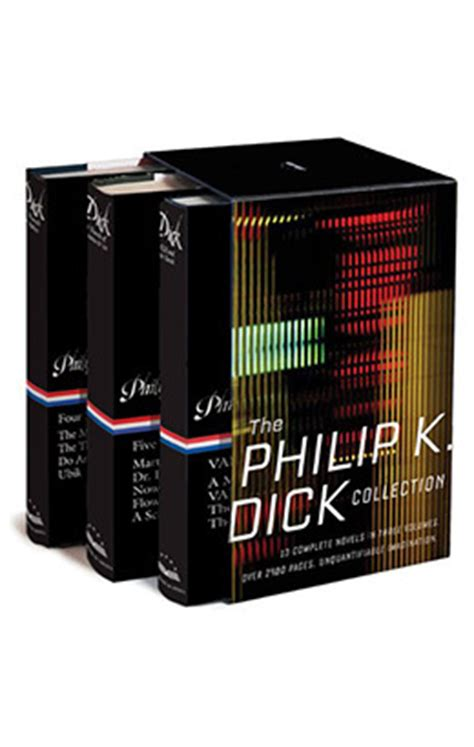 the philip k collection 3 volume boxed set
