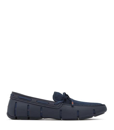swims navy lace loafer swims lace loafer navy lace loafers reiss
