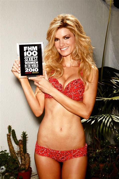 Named Sexiest by Marisa Miller Named Sexiest On Earth Photos Huffpost