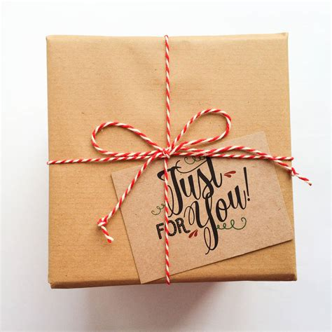 A Gift For You Gift Card - just a little note just for you gift card by rosie jo s notonthehighstreet com