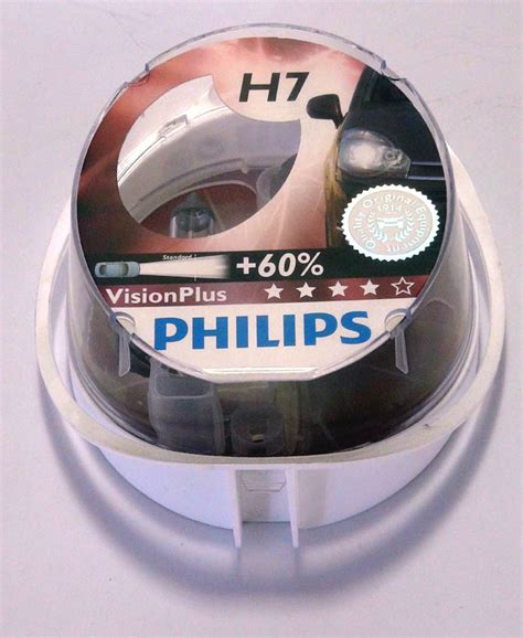 Lu Philips Vision autohaus f 252 rst onlineshop philips h7 visionplus