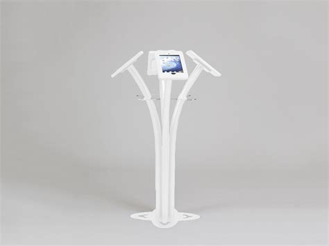 Trade Show Pedestals Exhibit Design Search Mod 1338 Ipad Kiosk Ipad And