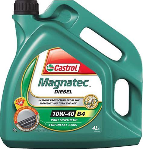 castrol magnatec diesel     lt motor yagi