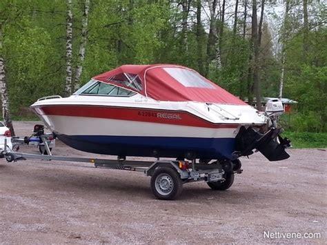 regal boats valanti 170 regal valanti 170 motor boat 1990 vihti nettivene