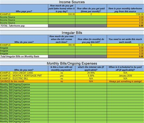 Dave Ramsey Budget Spreadsheet Excel by Dave Ramsey Budget Spreadsheet Excel Free Dave Ramsey Budget Spreadsheet Templates For