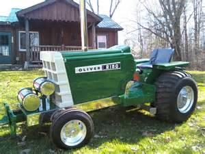 137814d1250775583 diesel garden tractor pulling oliver jpg