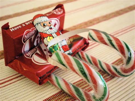 candy cane skeigh xmas craft 9 ways to use canes a spoonful of sugar