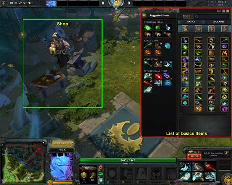 grid layout dota 2 dota 2 using the minus key to buy an item in the