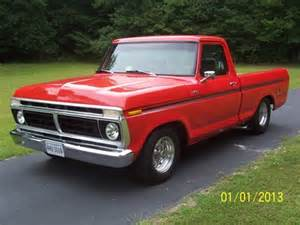 1976 Ford F100 For Sale Ford Trucks 1960 1979 For Sale On Racingjunk Classifieds