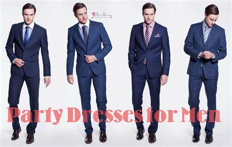 latest party dresses  men  semi formal suits
