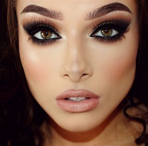 eye makeup tips for hazel eyes and brown hair 02 smoky eye for hazel eyes eye makeup pinterest smoky