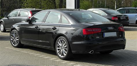 Audi A6 3 0 Tdi Wiki by Datoteka Audi A6 3 0 Tdi Quattro C7 Heckansicht 2