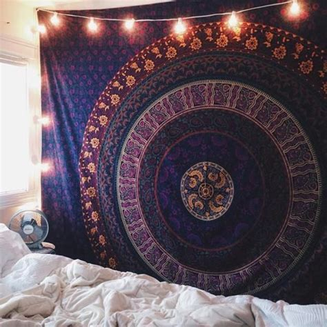 room tapestry plum bow medallion tapestry college apartment bedrooms room and colorful decor