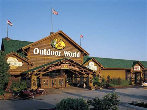 Bass Pro Shop Ls by Springfield Mo Sporting Goods Outdoor Stores Bass Pro