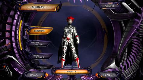 DCUO Character Creation YouTube